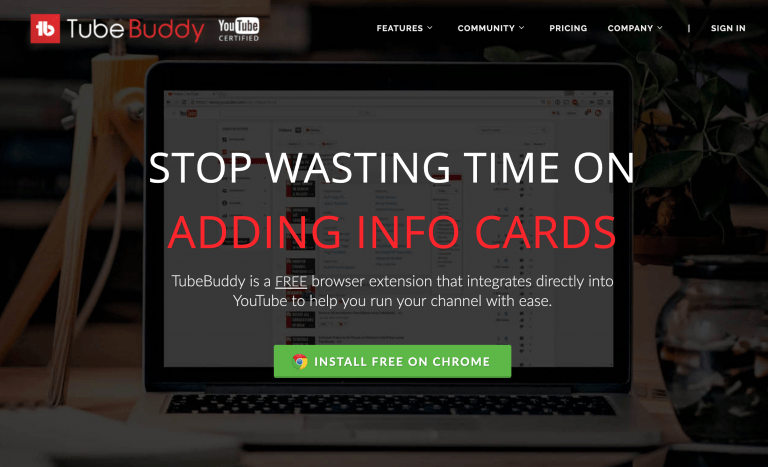 TubeBuddy Keyword Research Tool